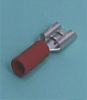 DIN Type Solderless Terminals -- DIN terminals/splices Insulated Disconnect Terminal DIN46245 - Image