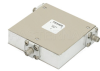 Circulator With 18 dB Isolation From 1 GHz to 2 GHz, 1 Watt And SMA Female -- PE8400 - Image