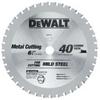 DEWALT 6-3/4 In. 40-Tooth Metal-Cutting Carbide-Tipped Blade -- Model# DW7763