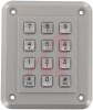 Keypad, 1000 Series, 12 Key, Calc, Silver Case and Key -- 70102262 - Image