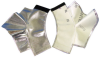 Chicago Protective Apparel Aluminized Rayon Heat & Fire-Resistant Spat - 485-ARH -- 485-ARH