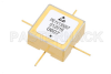 Surface Mount (SMT) Voltage Controlled Oscillator (VCO) 60 MHz to 120 MHz, Phase Noise of -134 dBc/Hz, 0.5 inch Hi-REL Hermetic -- PE1V13007 - Image