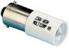 MULTICOMP - MC09322750 - LAMP, NEON, T-3 1/4, GREEN, 1.2mA -- 999406