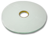 3M 4004 Double Coated Urethane Foam Tape Natural 0.5 in x 18 yd Roll -- 4004 1/2IN X 18YDS -Image