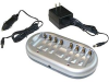 NiMH & NiCd AA & AAA Battery Charger -- 603509
