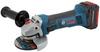 Bosch CAG180-01 18v Li-ion Angle Grinder 4-1/2', 10,000rpm -- GRINDERCAG18001
