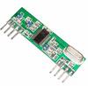 RF Receivers -- QAM-RX5-433-ND