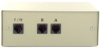 2-Way RJ45 AB Switch Box -- 40R2-A2