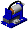 Voice Coil Positioning Stage -- VCS10-023-BS-01-MC-A -- View Larger Image