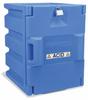 Justrite Countertop Polyethylene Acid Cabinet -- CAB411