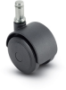 Self-Braking Chair Casters -- View Larger Image