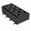 Rectangular Connectors - Headers, Receptacles, Female Sockets -- CLT-104-02-F-D-BE-A-K-ND -Image