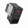 Power Entry Connectors - Inlets, Outlets, Modules -- 4-6609106-3-ND -Image