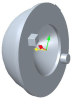 Downlight Bubble -- 10628 - Image