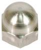Acorn Nut,Aluminum,1/2-13,1 1/2 In D -- 20W419 - Image