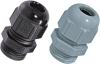 Non-Metallic Strain Relief Cable Gland with Metric Thread -- SKINTOP® SLM/SLRM
