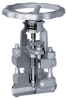 Flanged or Weld End Globe Valve -- NORI 500 ZXLR/ZXSR
