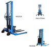 Manual And Semi-Electric Straddle Stackers -- HS15J30 -Image