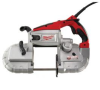 Milwaukee 2 Speed Deep Cut Band Saw (Ac/Dc) W/Case 6238N -- 6238N