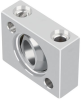 Self-Aligning Bearing Housing -- MINI?