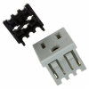 Power Entry Connectors - Inlets, Outlets, Modules -- 1-208979-4-ND - Image