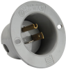 Flanged Inlet, Gray -- 5378SS -- View Larger Image