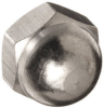 Hex Dome Nuts - Stainless Steel - Metric - DIN 1587 -- Hex Dome Nuts - Stainless Steel - Metric - DIN 1587