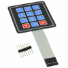Keypad Switches -- 1528-1136-ND - Image