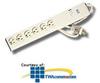Leviton Hospital Grade Tamper Resistant 6 Outlet Plug.. -- 5300-HTS