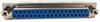 DB37 F/F Mini Gender Changer (Coupler) -- 10GC-H3 - Image