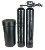 Water Softener with W100T Twin Alternating Valve Series