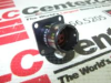CINCH C48-10R10-5P-102 ( CIRCULAR CONNECTOR, MIL-C-26500 SERIES, RECEPTACLE, 5, PIN, CRIMP, PANEL MOUNT ) -Image