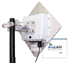 4.9 GHz Outdoor 200 Mbps Wireless Ethernet Panel Subscriber Unit