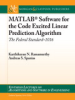 MATLAB® Software for the Code Excited Linear Prediction Algorithm: The Federal Standard-1020