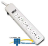 Tripp Lite PS-615 Hospital Grade Power Strip -- PS-615-HG - Image