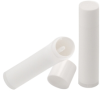 White Lip Balm Tube -- 74480 - Image