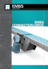 Connection Drive Mat Top Conveyor, Stainless Steel -- Model EMBS