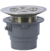 Floor Drain with Surface Membrane Clamp -- FD-200-FC -- View Larger Image