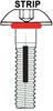 Self-Locking Components -- Strip