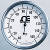 Bi-Metal Stem Thermometer -- GL and HL Series