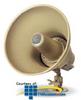 "Bogen 15-Watt, 8-Ohm Horn Loudspeaker - 9"" Diameter -- SP158A"