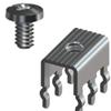 Vertical Screw Terminal w/Black Screw-Unassembled -- 8197-3