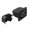 Power Entry Connectors - Inlets, Outlets, Modules -- 486-4440-ND - Image