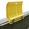 Light Duty Fixed Dock Ramp - 1000 Lb Load Capacity -- GPR1796