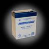 Powersonic PS-682 F1 SLA 6V 9.0Ah Battery -- 0B-PS-682