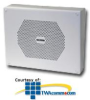 Valcom Vandal-Resistant 8 Inch Wall Speaker Enclosure and.. -- V-9807