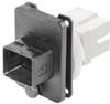 Passive Industrial Ethernet IP67 Plug-In Connector V4 PushPull Sets - Fibre Optic SC -- IE-BS-V04P-SCRJ2SC-MM-C