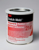 3M Neoprene 2141 Rubber/Gasket Adhesive - Light Yellow Liquid 1 qt Can - 20242 - -- 021200-20242 - Image
