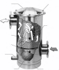 Thompson Strainer for Water Applications -- MLS Series