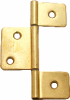 No-Mortise Hinge, 3-1/2